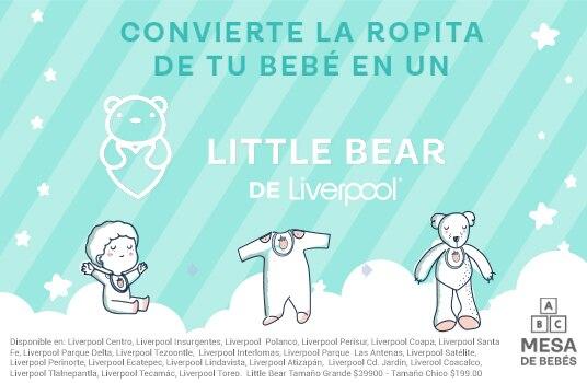 La Mesa de Regalos se renueva para ti| Mesa de Bebés, Mesa de Regalos en Liverpool